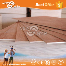Commercial Plywood Sizes / Packing Grade Plywood / Marine Plywood 18mm