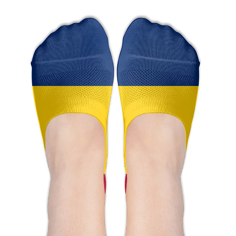 Chad Flag Invisible Socks Low Cut Socks Liner Socks Cotton Socks Casual Socks Crew Socks Shirt Shoes
