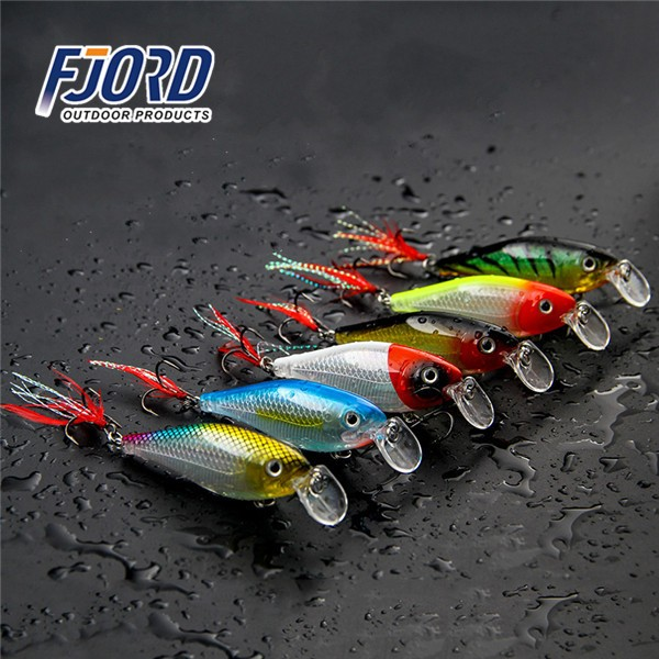 FJORD Wholesale in large stock 12.2g 85mm japan lure minnow fishing lures фото