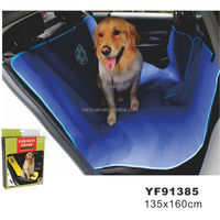 Comfortable And Soft High Quality Dog Car Seat Cover