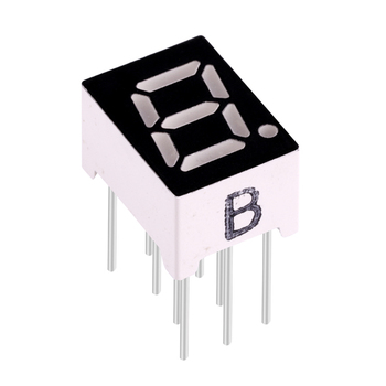 Low Power 0 28 Inch Small Led Display Screen 1 Digit 7-segment - Buy 0 28  Inchled Display 1 Digit,Low Power Led Display 1 Digit,Low Power Led Display