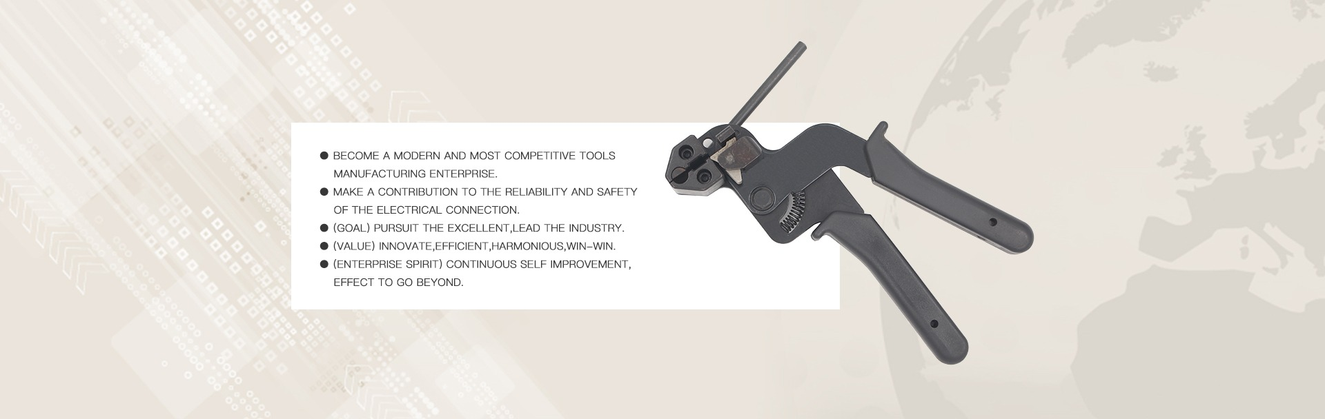 Wenzhou Lisida Tools Co., Ltd. - Hand Crimping Tool, Cable Cutter