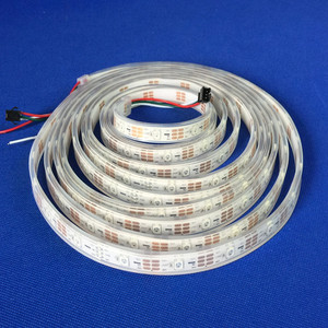 Individually Addressable Multi Colo led strip WS2811 SMD5050 Solid Led Strip Light programmable strip