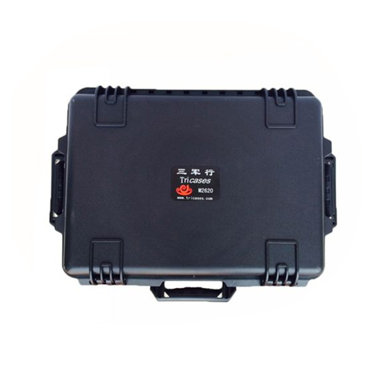 Tricases factory new product IP67 waterproof PP <strong>hard</strong> plastic trolley <strong>case</strong> with custom coded lock M2620