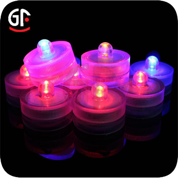 New Arrival Hot Sale Color Change Led Vase Light Base