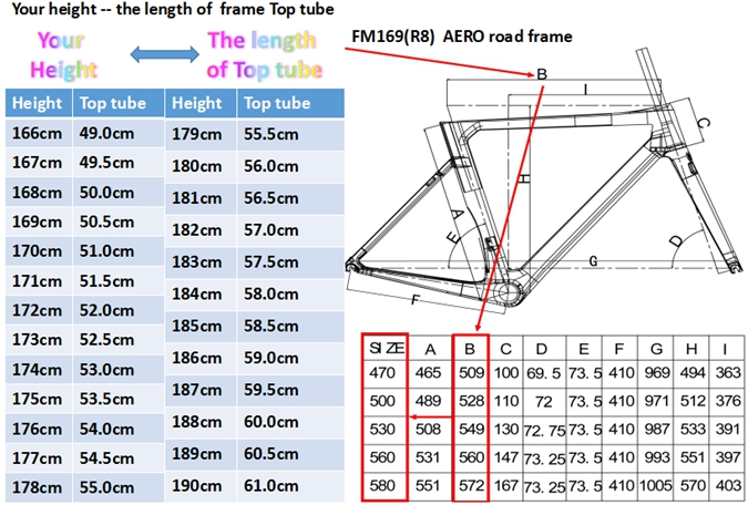 2018 top sale well designed aero road bike FM169 for fast and comfortable long ride