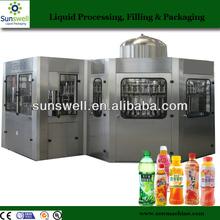 Full Automatic Fruit Juice Filling Machine/Juice Filling Production Line