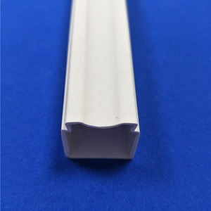 shenzhen factor upvc casing pipe fitting milky pvc pipe rigid plastic pvc latex resistance tubing