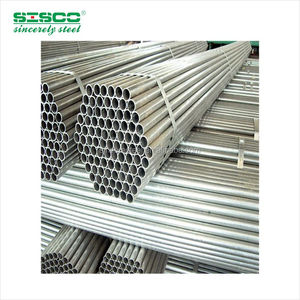 Galvanized Steel Post Made by Pipe