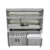 Fast Food Restaurant 3-In-1 Through Pass With Cabinet Hamburger and Chips Display Warmer