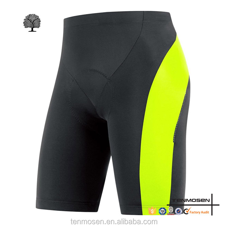 high quality fitness leggings men tight shorts compression running short