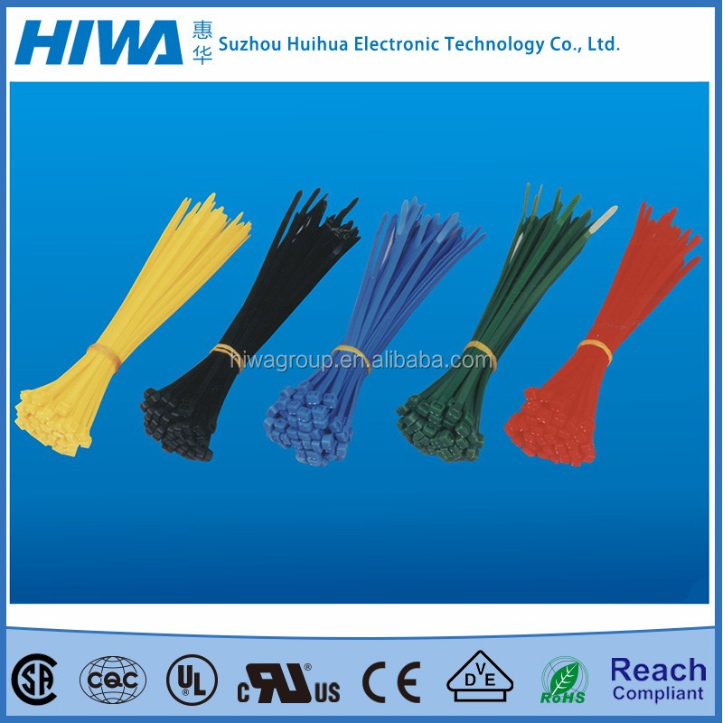 Good Quality Double Hook and Loop Cable Tie for Fixing