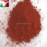 bayferrox iron oxide pigments red color for rubber/industrial material