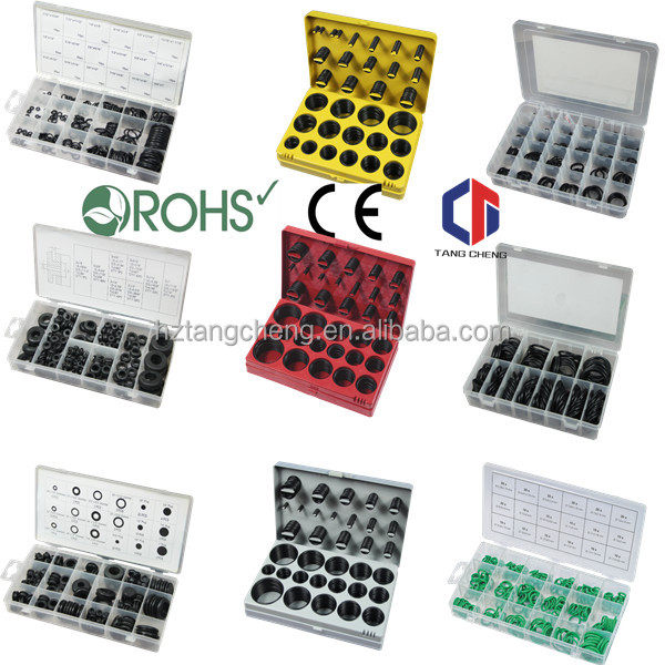 TC Rohs Certification Hardware Assorted Snap O Ring