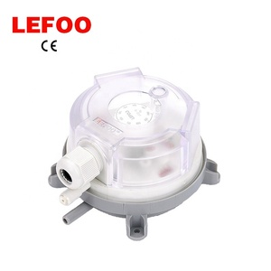 LF32 Air Differential Pressure Switch SPDT can be field adjustable