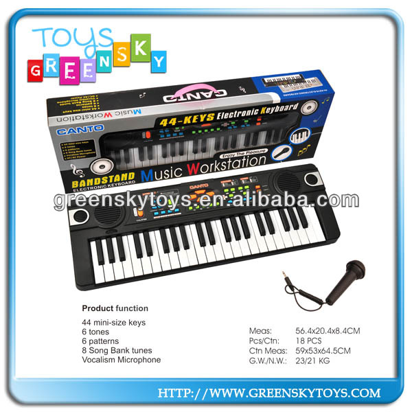 44 Keys Multifunction electronic keyboard/Educational toy