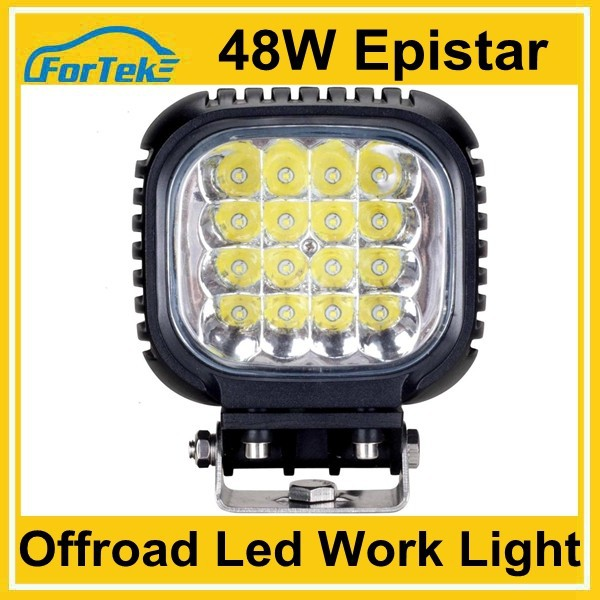 12-24v high power 48W Epistar off road led working light for trucks