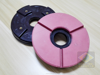 China gold supplier marble polishing abrasives for stone surface grinding