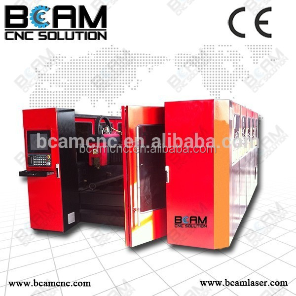 Best price and hing speed, laser cutter machinery BCJ1530-2000w