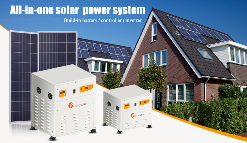 3.5kva solar power systems off grid hybrid for sale