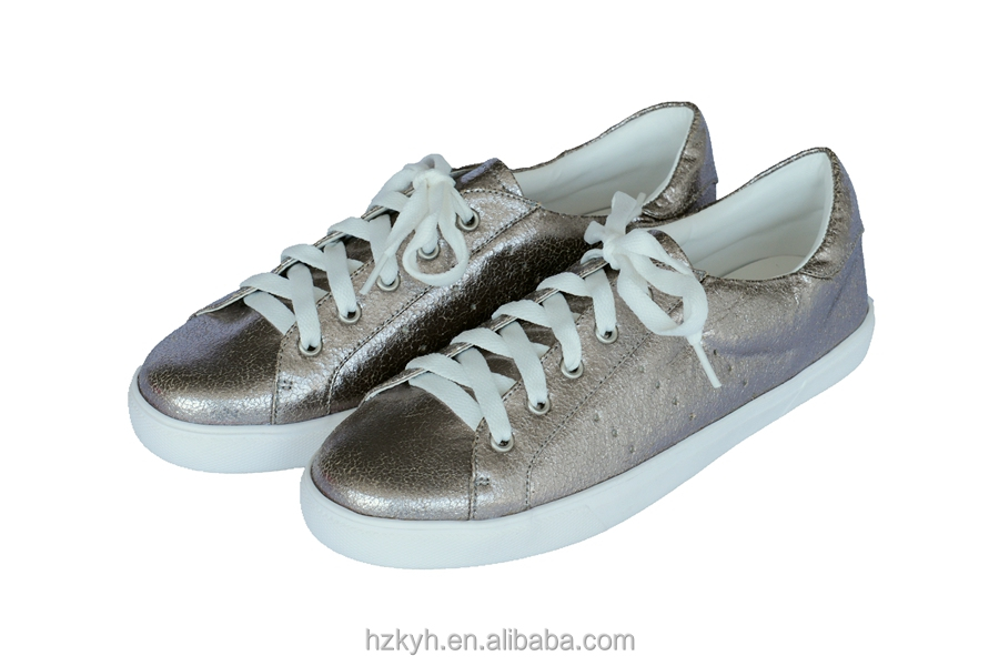 Spring New Style Fashion Grey Sweet Girls Casual Shoes Children Small Gray Shoes