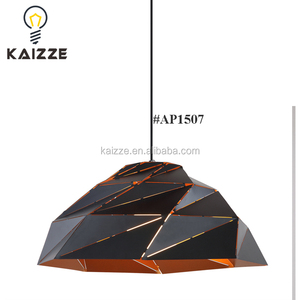 2018 Guzhen Iron Pendant Lamp Vintage Hanging Lamps Industrial Style Chandelier