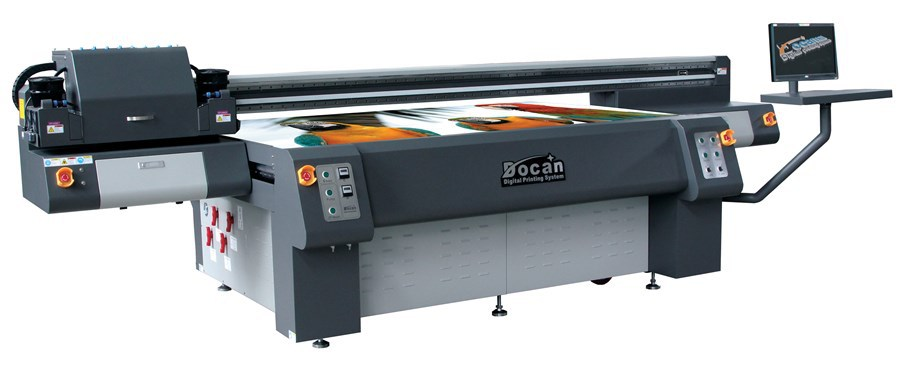 all surface printer/aluminum flatbed/art printer
