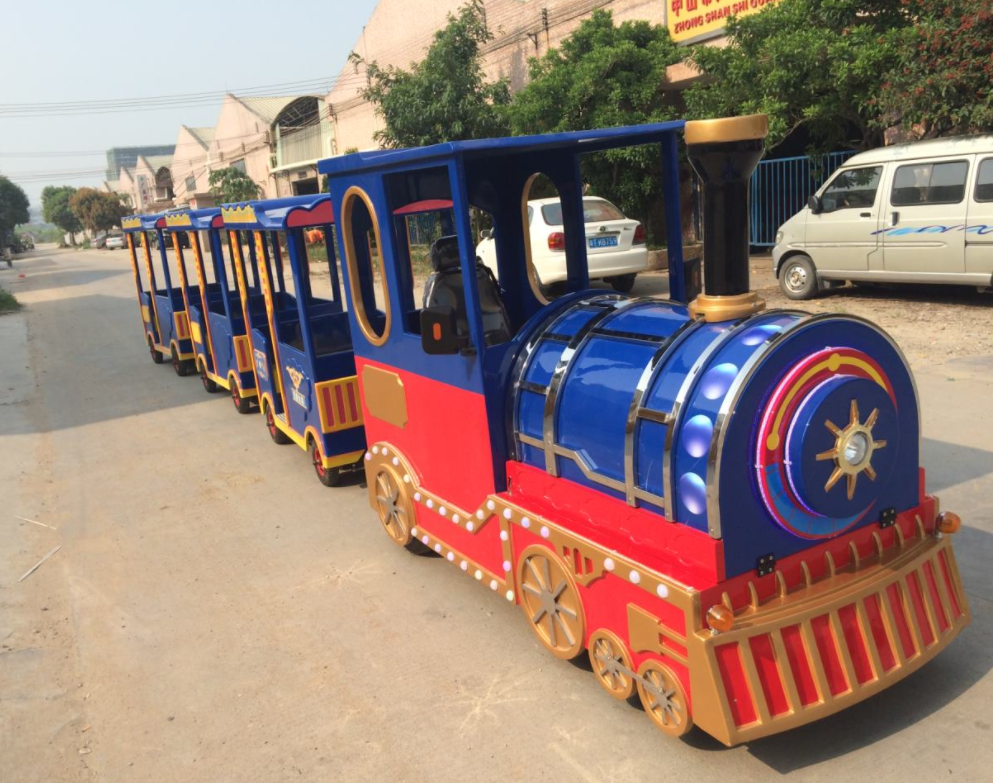 Factory price ride on electric train electric train kids electric mini train