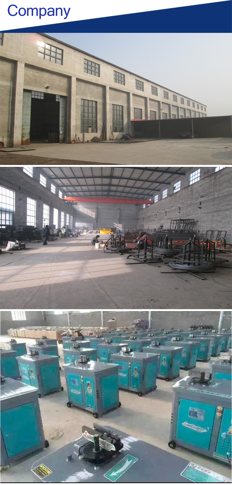 2020 durable and long working life automatic GW40 rebar bending machine/long service life and working