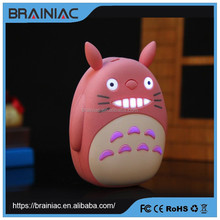 2017 trending products factory promotional phone accessories Cute 8000mah Cartoon Totoro Power Bank for smart phone