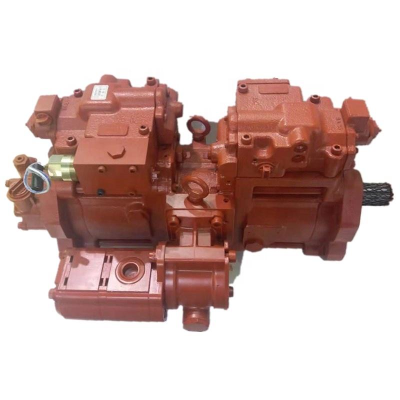 K5V80DTP Doosan DH150 excavator main pump,Doosan hydraulic pump,Swash plate type axial piston pump