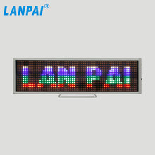 Factroy Prices Indoor Small LED Display Panel sign
