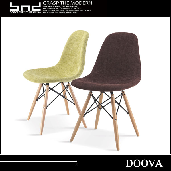 Fabric dinning chair modern living room chair with good price