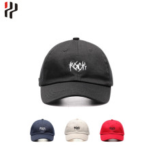 High Quality Cheap Plain Custom 3D Embroidery Hat Baseball Cap,Wholesale Distressed Multi Color Cotton Men Baseball Cap