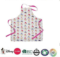 cheap printing cake apron/Baking Cooking Kitchen Adult Bib