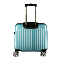 New unisex business travel suitcase portable laptop cabin luggage