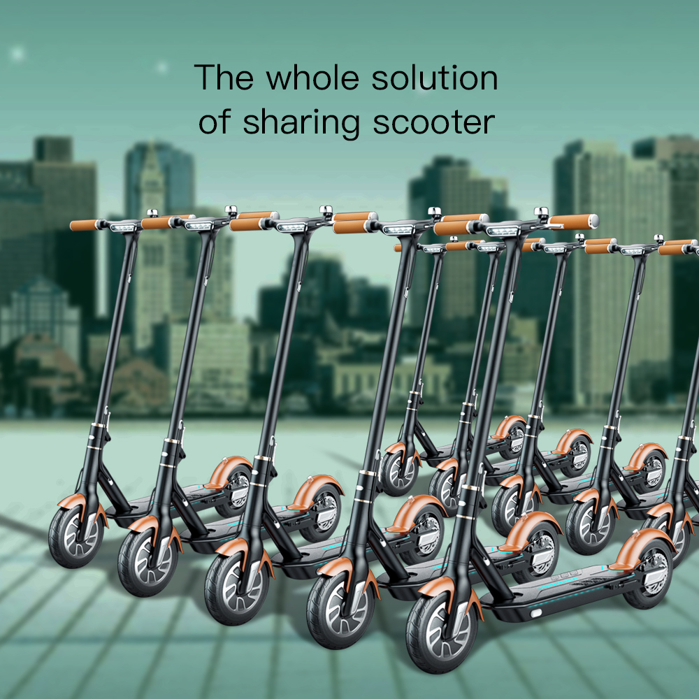 Newest Scooter Sharing Solution Anti-Theft Smart Lock for Scooter 3G/4G Electric Scooter Lock Controlled by APP