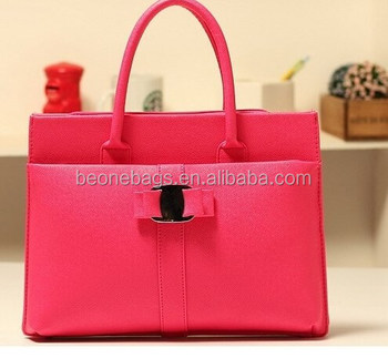 Thailand Ping Online Most Por Import Designer Office Lady Hand Bag
