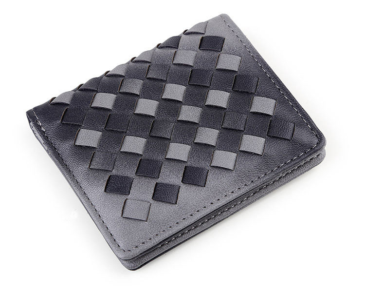 discount designer mens wallets 1hfe  7Colors Special Offer Big Discount Women Men Soft Pu Leather Money  Clips Purse Wallet Bags ClutchGrey