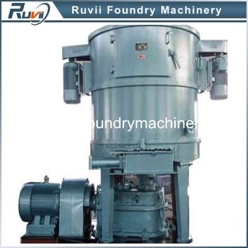 S14 Large Capacity Foundry Casting Sand Mixer,Sand Muller ...