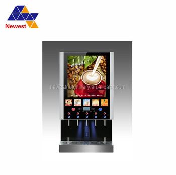 Nescafe Tea Coffee Vending Machine