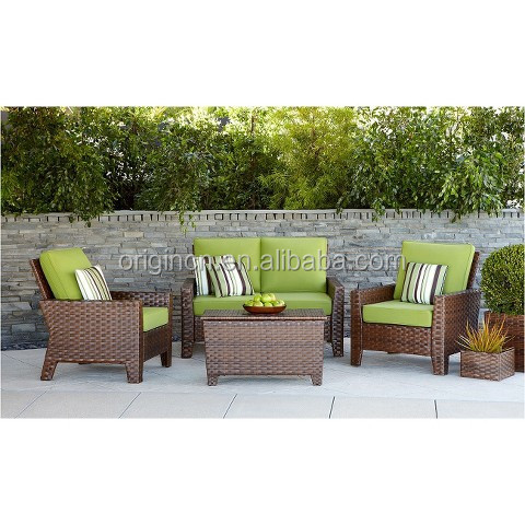4 seater small backyard used outdoor home trends rattan loveseat sofa and storage table wicker patio furniture