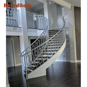 Superbe House Steel Staircase Grill Design / Wood Round Stairs And Inox   Buy Wood  Stairs And Inox,Round Stairs,House Staircase Design Product On Alibaba.com