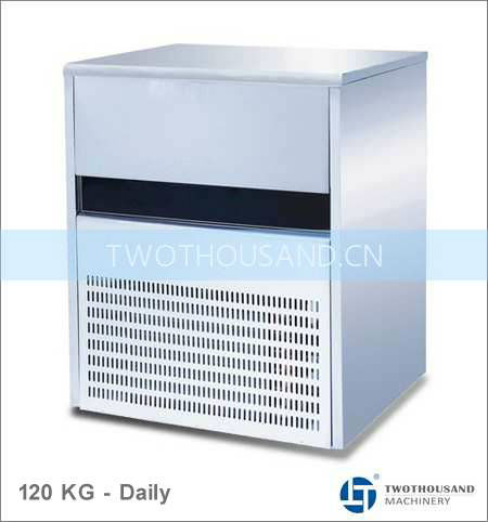 TT-I74E with CE approval Commercial Used Ice Cube Machine