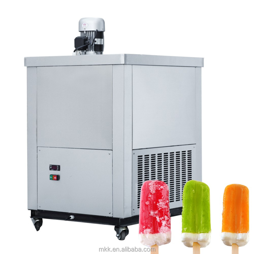 Machine de popsicle de glace / machine de bâton de popsicle / sucette glacée faisant la machine007