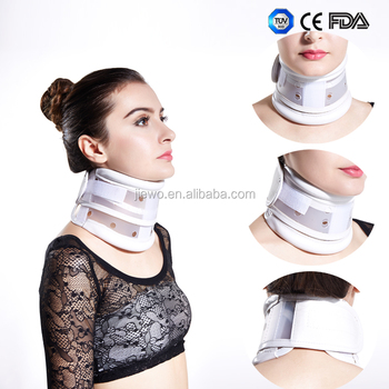cervical traction device medical neck collar for neck brace