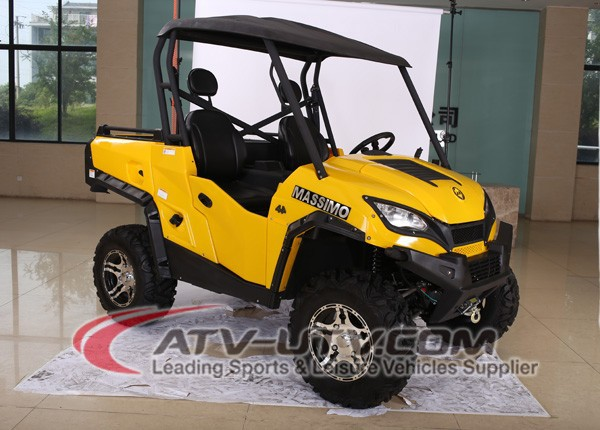 youth 4 seat 500cc 4x4 utv