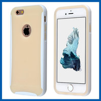C&T High Quality Hybrid Border Case Bumper Cover for Apple iPhone 6S