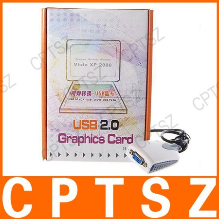 USB2.0 Graphics Card