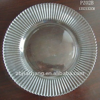 8\u0027\u0027 Clear Glass Dinner Plate , Buy Dinner Plate,Bulk Dinner Plates,Clear  Glass Plates For Decoupage Product on Alibaba.com